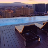 Vegas is Calling… Dry Heat in a Cool Pool