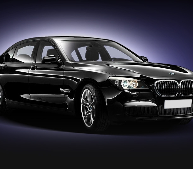 BMW 740 li luxury car service las vegas