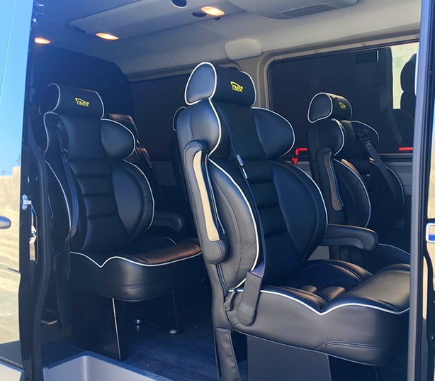 mercedes sprinter custom interior